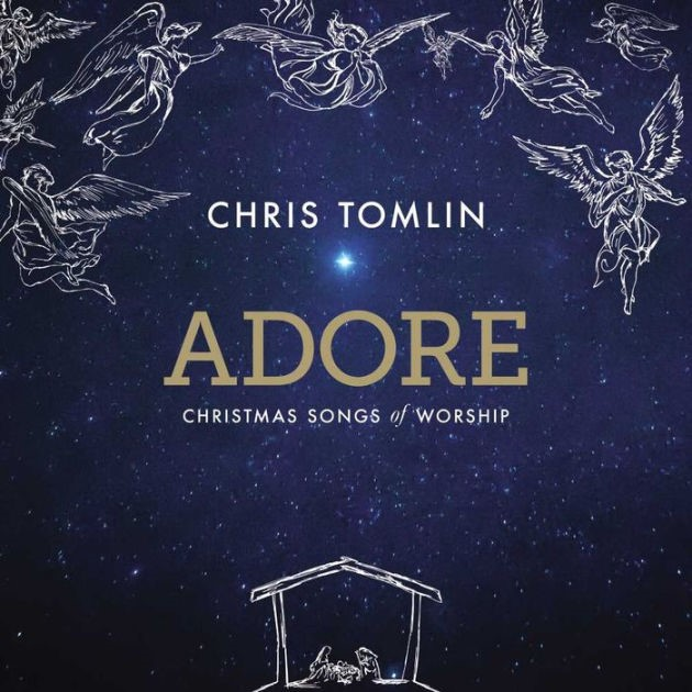 Adore - Christmas Songs of Worship CD (CD-Audio)