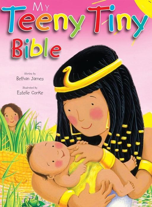 My Teeny Tiny Bible Boardbook (Board Book)