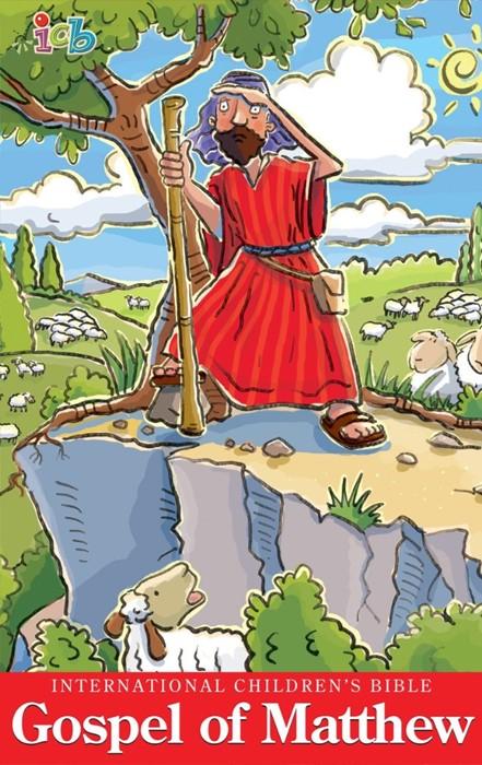 ICB Gospel Of Matthew (Booklet)