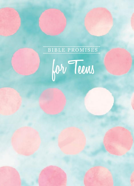 Bible Promises For Teens (Hard Cover)