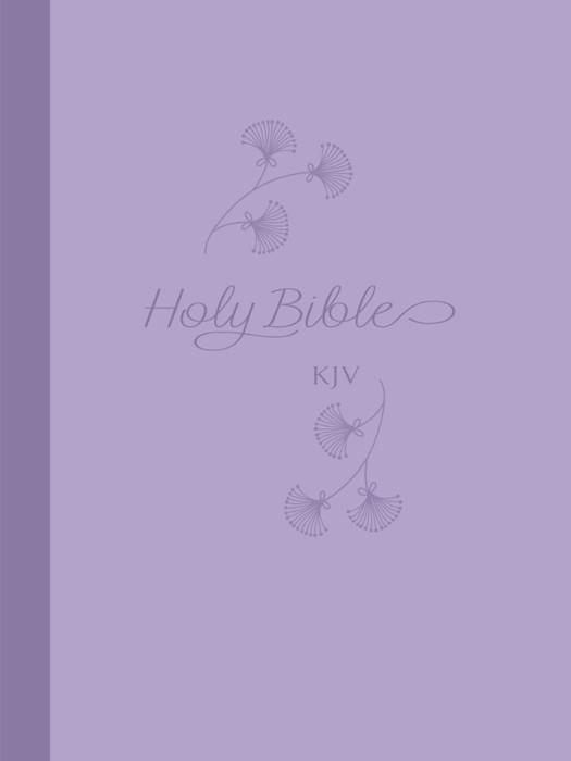 KJV Promise Bible For Women (Imitation Leather)