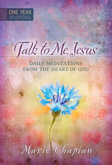 Talk To Me, Jesus (Hard Cover)