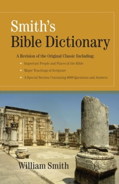 Smith's Bible Dictionary (Hard Cover)