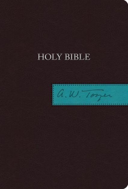 KJV A.W.Tozer Bible Flexisoft Brown/Teal Indexed (Flexisoft)