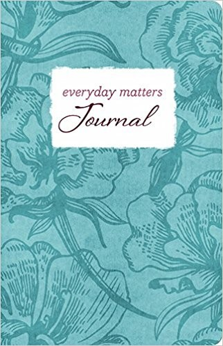 Everyday Matters Journal (Hard Cover)