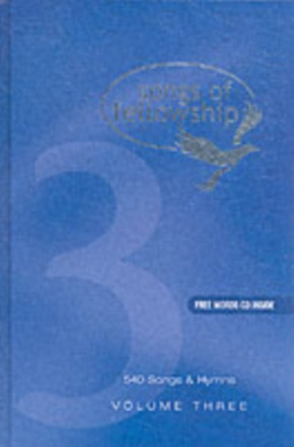 Songs Of Fellowship 3 Music (Hard Cover)