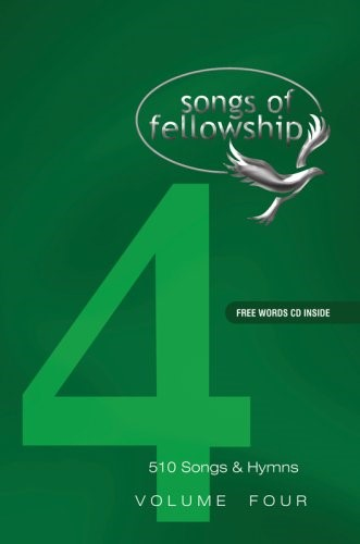Songs Of Fellowship 4 Music + CD (Hard Cover)