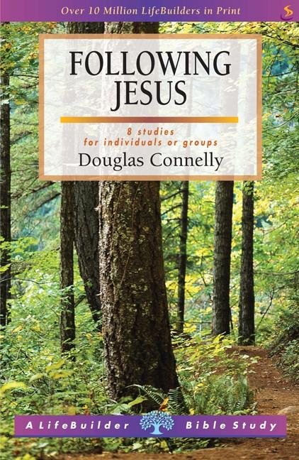 Lifebuilder: Following Jesus (Paperback)