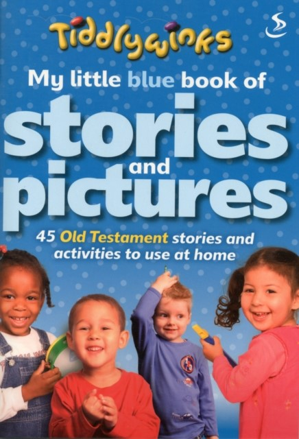 Tiddlywinks My Little Blue Book Of Stories & Pictures: OT (Paperback)