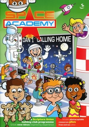 Space Academy Holiday Club Resource Book (Paperback)