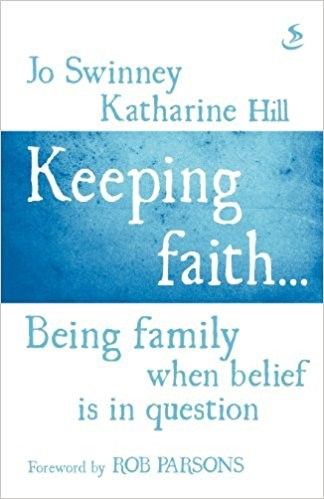 Keeping Faith - Being Family.... (Paperback)