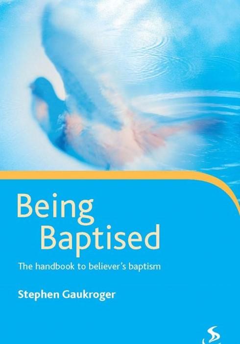 Being Baptised (Paperback)