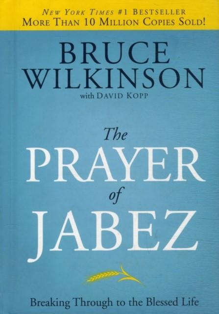 Prayer Of Jabez, The Anniv Ed H/B (Hard Cover)