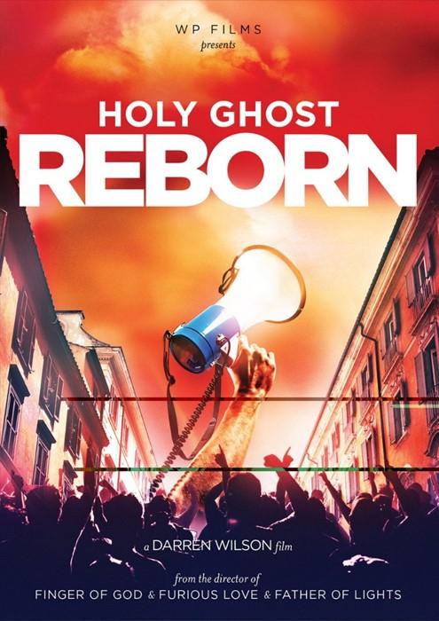 Holy Ghost Reborn DVD (DVD Video)