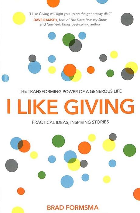 I Like Giving (Paperback)