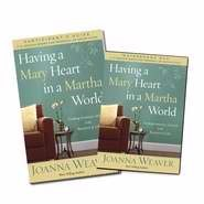 Having A Mary Heart in a Martha World DVD & Guide (Mixed Media Product)