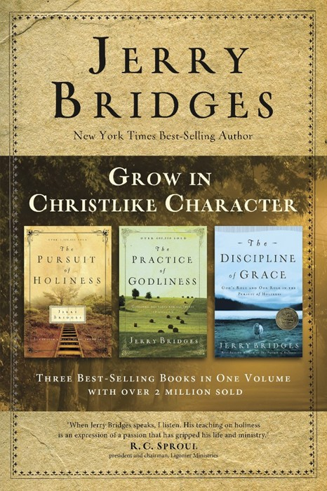 Grow In Christlike Character (Paperback)