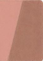 Message Bible, Compact, Imitation Leather, Pink Python (Imitation Leather)