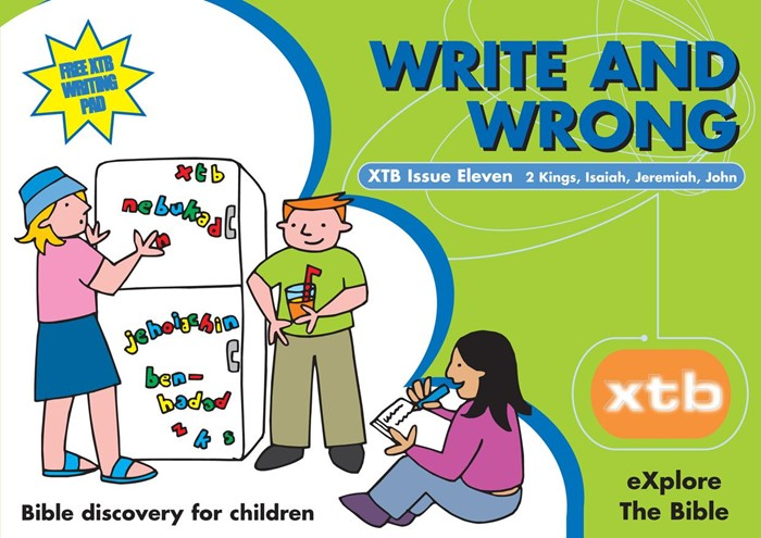 XTB 11: Write And Wrong (Paperback)