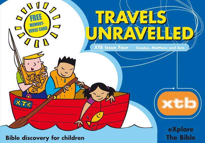 XTB 4 Travels Unravelled (Paperback)