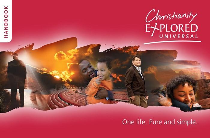 Christianity Explored Universal Edition Handbook (Paperback)