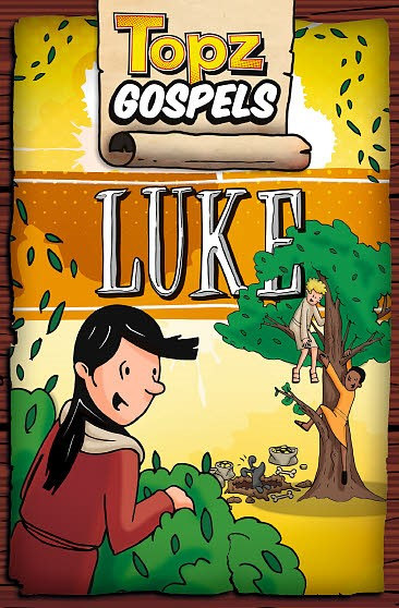 Topz Gospels: Luke (Paperback)