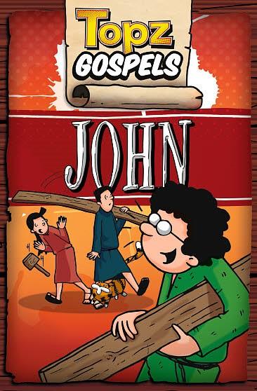 Topz Gospels: John (Paperback)