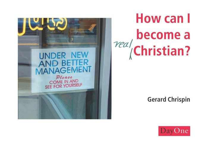 How Can I Become A Real Christian (Booklet)
