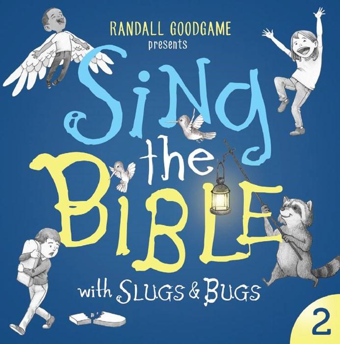 Sing the Bible Volume 2! (CD-Audio)
