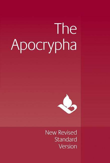 NRSV Apocrypha Text Edition Nr520:A (Hard Cover)
