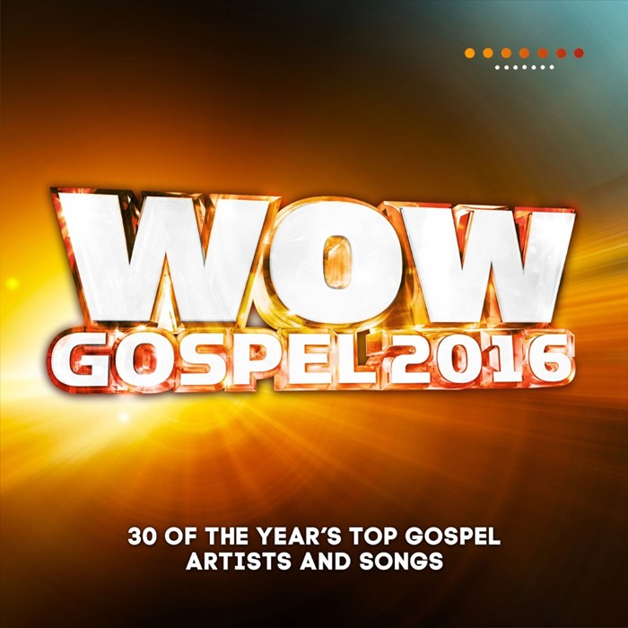 Wow Gospel 2016 Double CD (CD-Audio)