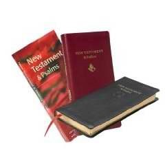 NRSV New Testament And Psalms Nr010:Np (Paperback)