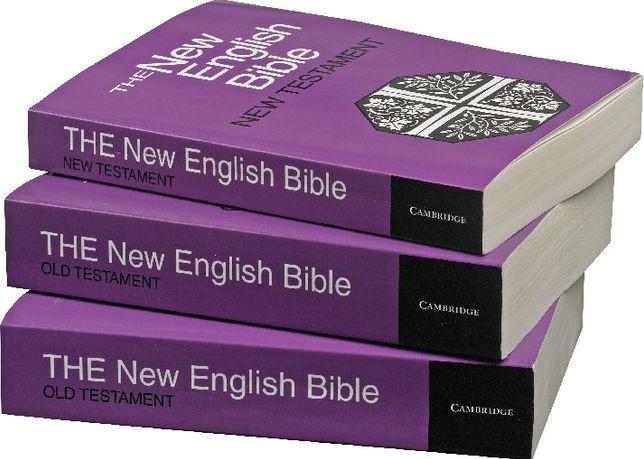 NEB New English Bible - All Bibles: CLC Bookshops