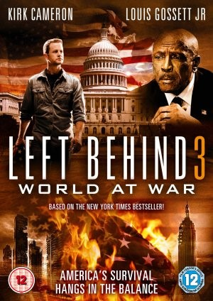Left Behind 3: World at War DVD (DVD)