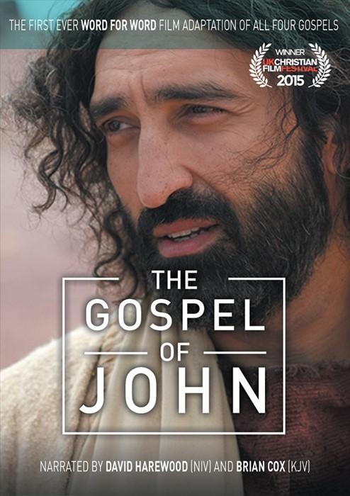 Gospel of John, The DVD (DVD Video)