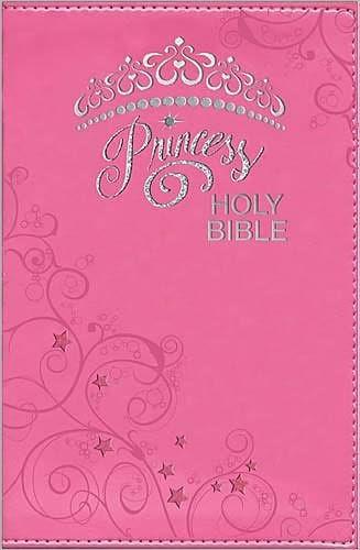 ICB Princess Bible, Pink (Paperback)