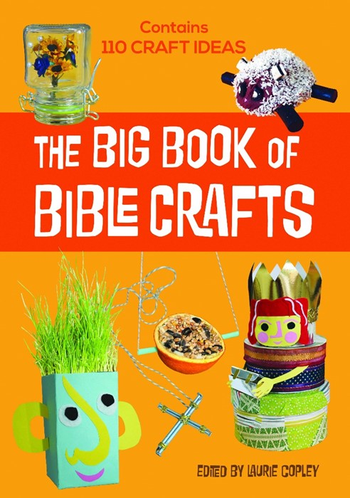 The Big Book Of Bible Crafts (Paperback)