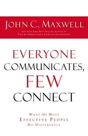 Everyone Communicates, Few Connect (ITPE)
