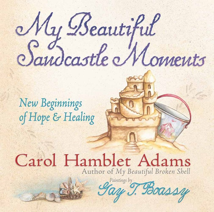 My Beautiful Sandcastle Moments (Hard Cover)