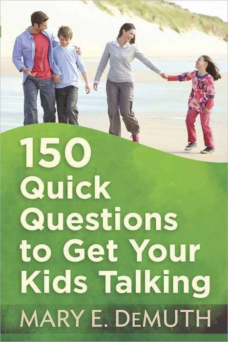 150 Quick Questions To Get Kids (Paperback)