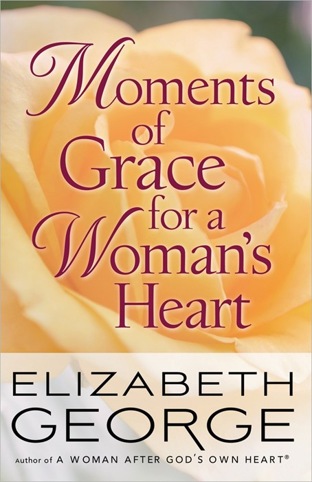 Moments Of Grace For A Woman's Heart (Paperback)
