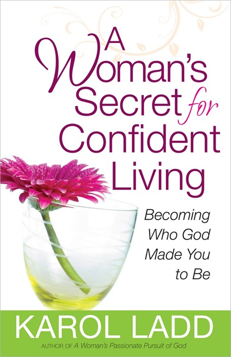 Womans Secret For Confident Living, A (Paperback)