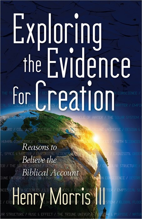 Exploring The Evidence For Creatioin (Paperback)