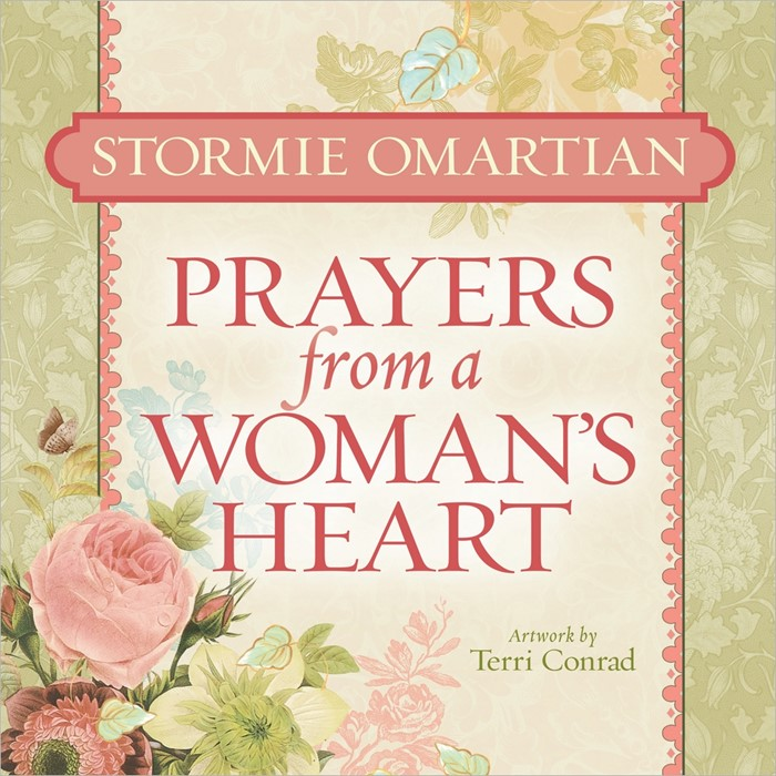 Prayers From A Womans Heart (Hard Cover)