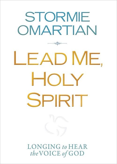 Lead Me, Holy Spirit Deluxe (Hard Cover)