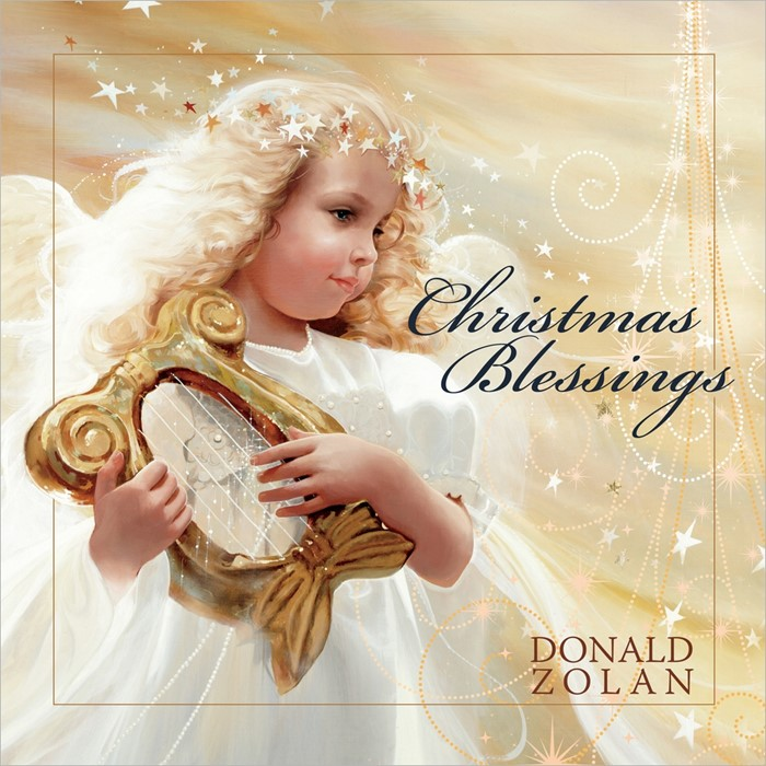 Christmas Blessings (Hard Cover)