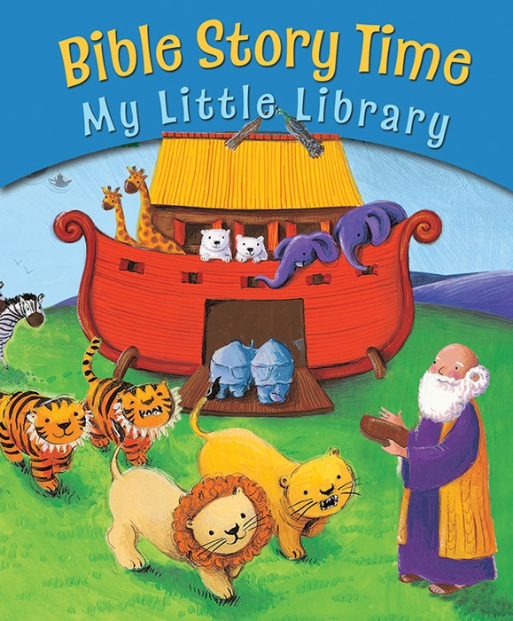 Bible Story Time My Little Library (Multiple Copy Pack)