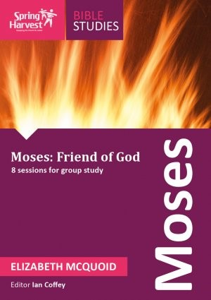 Moses: Friend of God Workbook (Paperback)