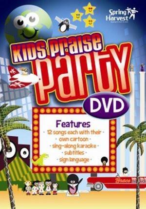 Kids Praise Party DVD (DVD)