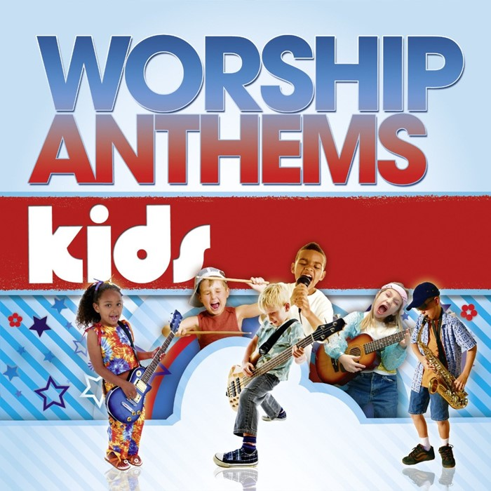 Worship Anthems: Kids 2CDs (CD-Audio)